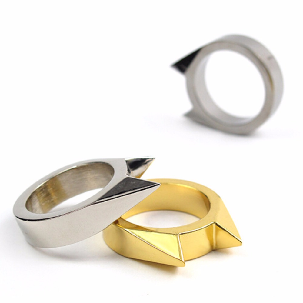 Buy Steel Self Defense Survival Tool Ring And Get Free Shipping