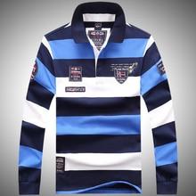 2016 mode Marke Kleidung Tace & Shark Pullover Männer Streifen Herren Pullover pull marque Shark Bekleidung Hemd T659