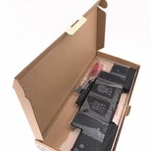 "3 PCS A1398 battery for Macbook Pro Retina 15.4"" laptop A1618 Battery MJLQ2LL/A MJLT2LL/A compatible 2015 year 95Wh 11.36V"