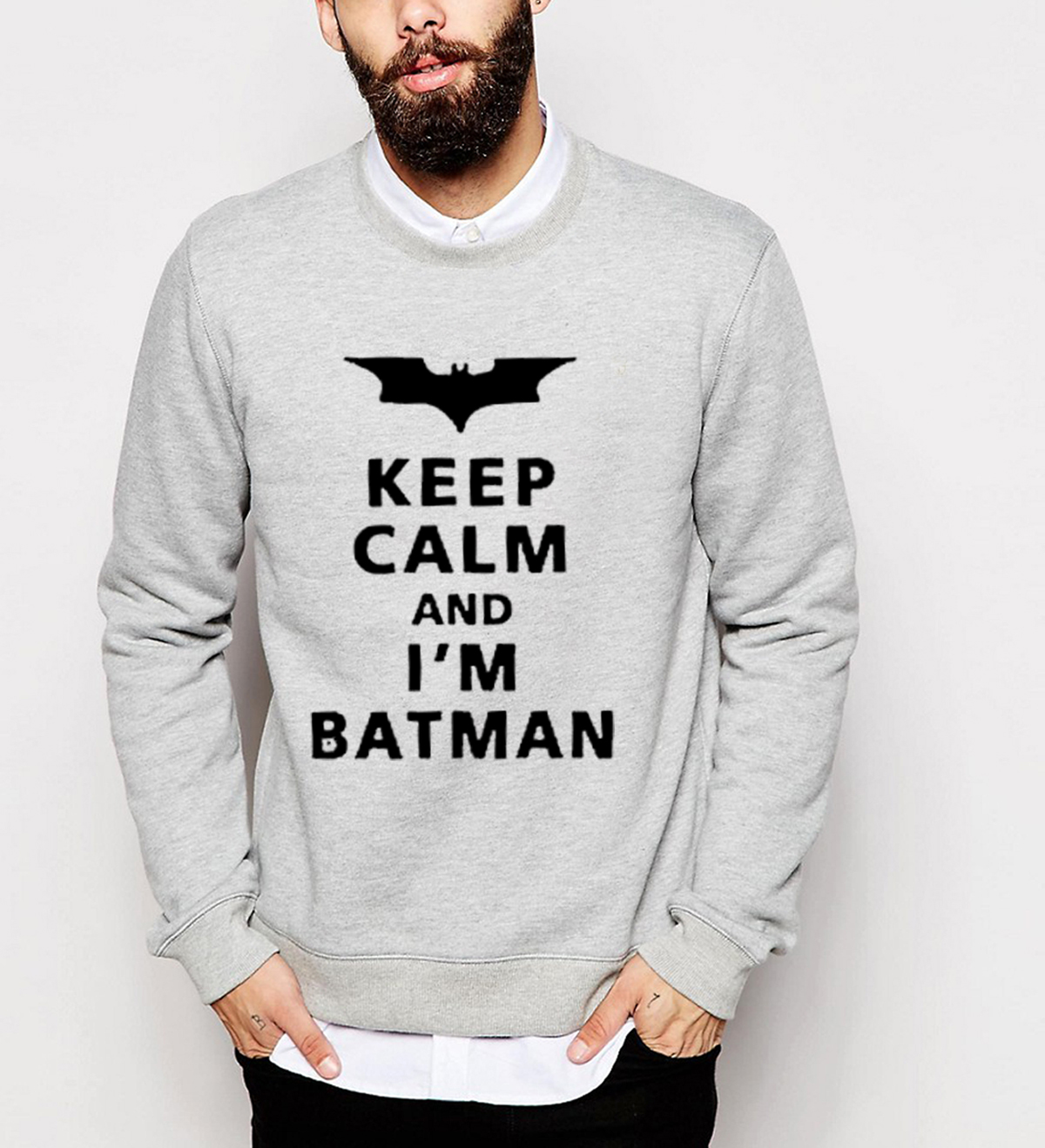 men hipster  sweatshirts 2019 autumn winter hoodies hip-hop I Am  fleece tracksuits hip hop streetwear pullovers