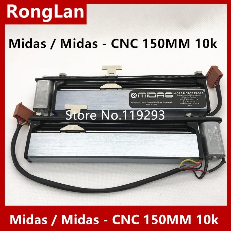 [BELLA]New Genuine Midas / Midas - CNC Taiwan Slide fader potentiometer 10k--10PCS/LOT[BELLA]New Genuine Midas / Midas - CNC Taiwan Slide fader potentiometer 10k--10PCS/LOT