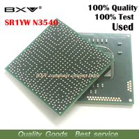 SR1YW N3540 100 Test Work Very Well Reball With Balls BGA Chipset For Laptop Free Shipping
