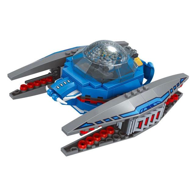 Space Star Wars navio rápido de viagem robô Blocos de Construção de Tijolos brinquedos Conjuntos de modelos em escala Kit DIY brinquedos playmobil Le go maravilha