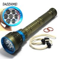 2019 new 14000LM high power Waterproof Diving Flashlight XML T6 L2 Underwater light 3 Modes 26650 Scuba Flash Light