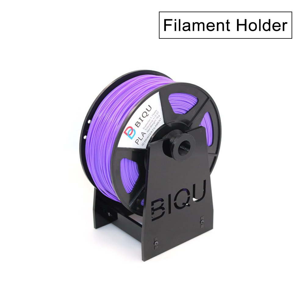 3D Printer parts Tabletop Filament Holder for 1 spool used for ABS/PLA/other Filament 3D printing material|3d printer bracket|for 3d printer|bracket mount - title=