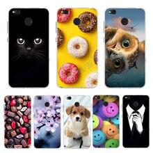For Coque Xiaomi Redmi 4X Case Silicone Soft TPU Cover For x
