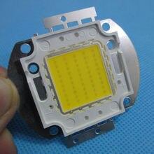 50 Вт, мощный естественный белый 4000 ~ 4500K светодиодный чип, светодиодный светильник 5000 ~ лм, 35 мил