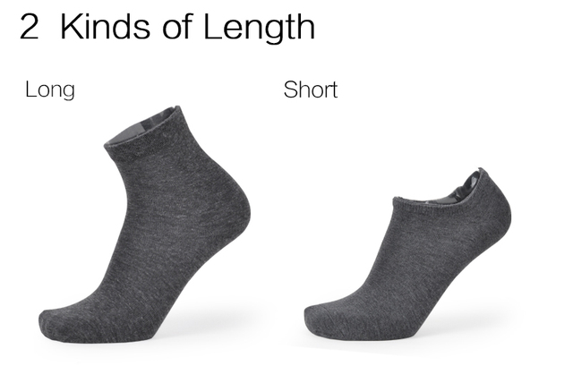 Simple Solid Men's Socks