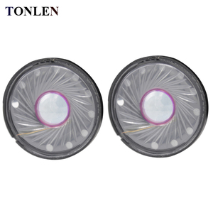 TONLEN 2pcs 40mm Stereo Headph