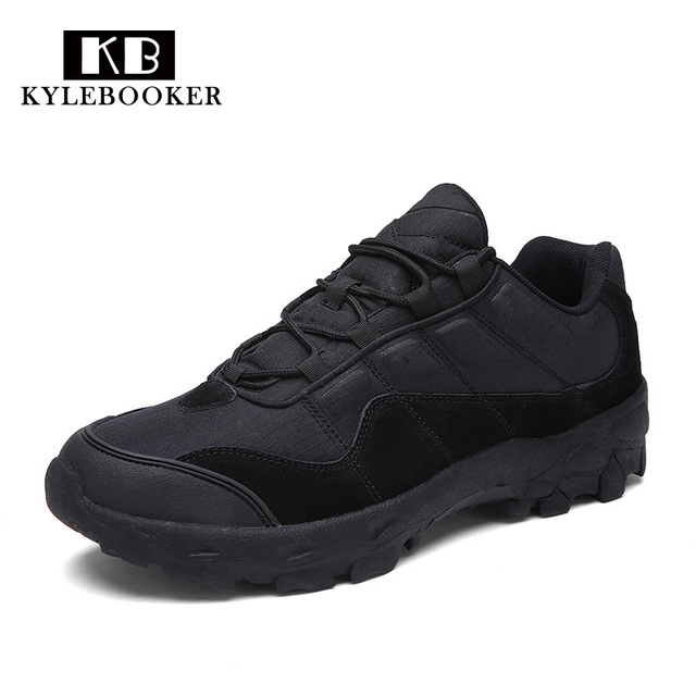 Outdoor Non-slip Wearable Breathable Boots Tactical Sneakers For Sports Hunting Fishing Hiking Camping Climbing Shoes