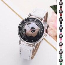 3D футбол дети часы спортивные модные детские часы Дети Девочки Мальчики студентов наручные часы Кварцевые Relogio Kol Saati часы