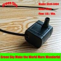 1.6L/Min 40cm Head 4.5V DC 0.45W Submersible fountain aquarium circulation pump