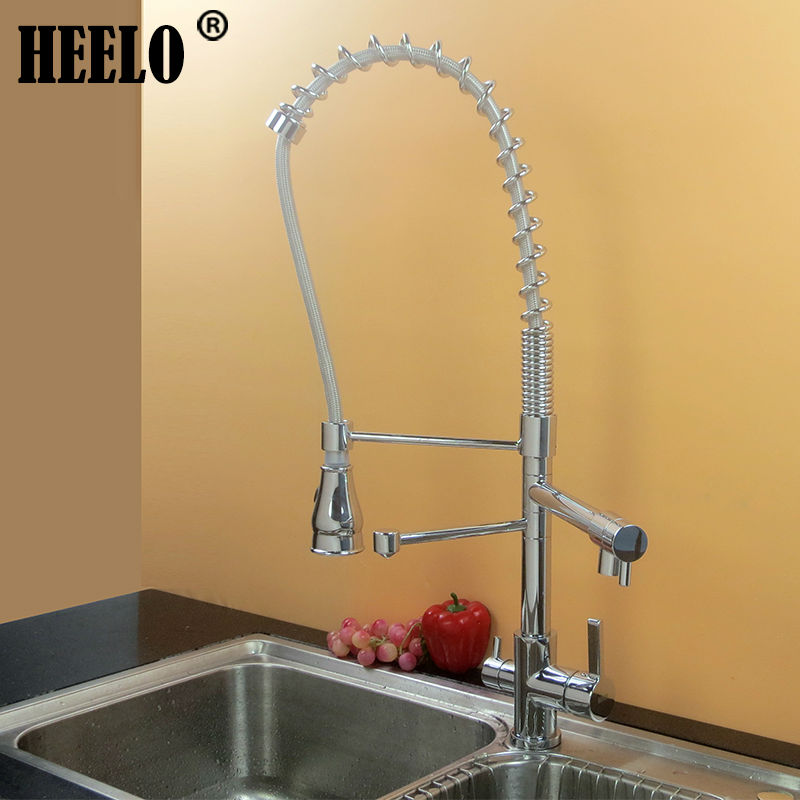 Spring kitchen faucet swivel sink faucet multifunction drinking faucet kitchen faucets mixer torneira sedal cartridge