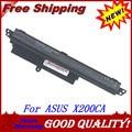 JIGU батареи Ноутбука 0B110-00240100E 1566-6868 A31LM2H A31LM9H Для ASUS VivoBook 200CA-CT161H X200CA Серии