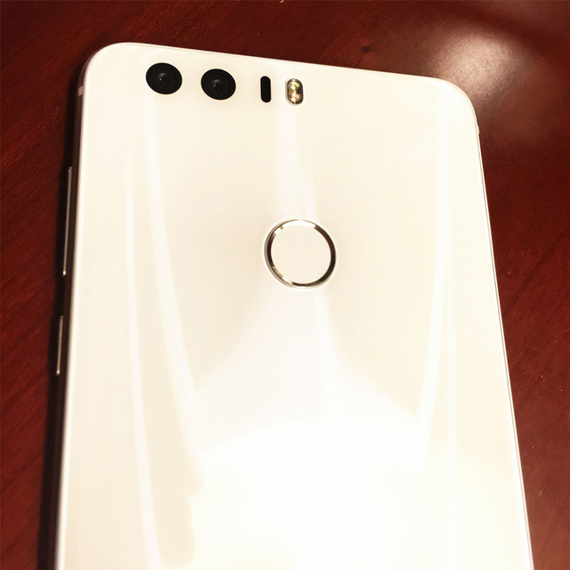 Original Huawei Honor 8 Global Firmware Mobile Phone 32GB 4GB Double-sided glass body 5.2 inch Screen Dual Rear Camera 12MP*2
