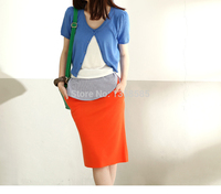 New 2014 Woman Knitted Cardigan O Neck Short Cashmere Sweater Fashion And Brief Women Clothing Free