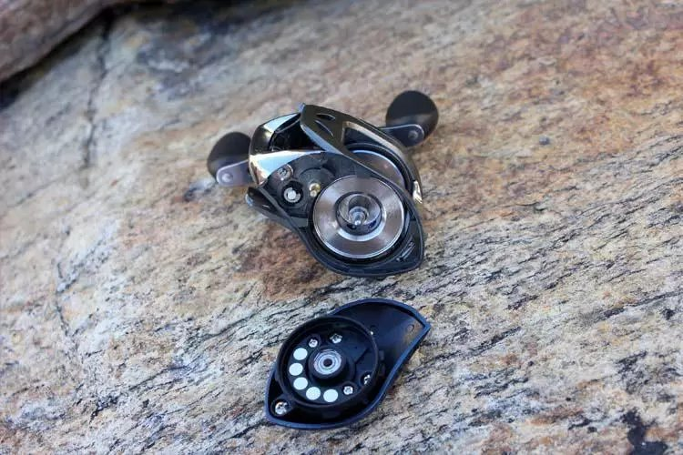 Bait Casting Reel High Speed 6.31 Saltwater Fishing Reel Light Weight LeftRight BlackBlue Aluminium Alloy Jigging Reel  (6)