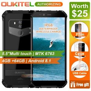OUKITEL WP1 5.5 inch multi tou