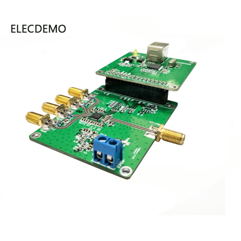 Image 2 - ADF4355 Module Phase Locked Loop Module PLL RF Signal Source Official Network Machine 54M 6.8G Function demo Board-in Demo Board Accessories from Computer & Office