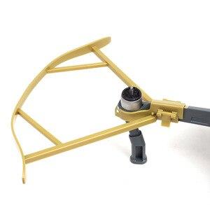Image 4 - 4 Pieces/Set 8330 Propeller Guard Protector for DJI Mavic Pro Blade Protector Protection Bumper for DJI Mavic PRO Accessories
