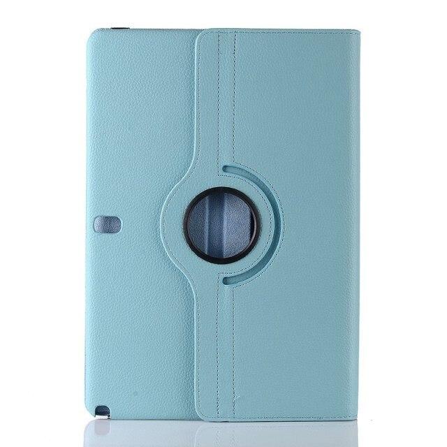 Megnetic 360 Drehende PU Ledertasche für Samsung Galaxy Note Pro P900 P901...