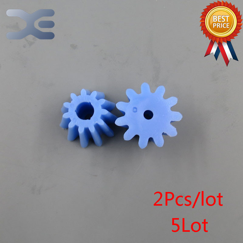 10Pcs Lot Free Shipping High Quality Meat Grinder Parts Meat Mincer Spare Parts Fits For Bosch Blue free shipping electronic parts ao4618 mosfet n p ch 40v 8 7a 8soic 4618 10pcs