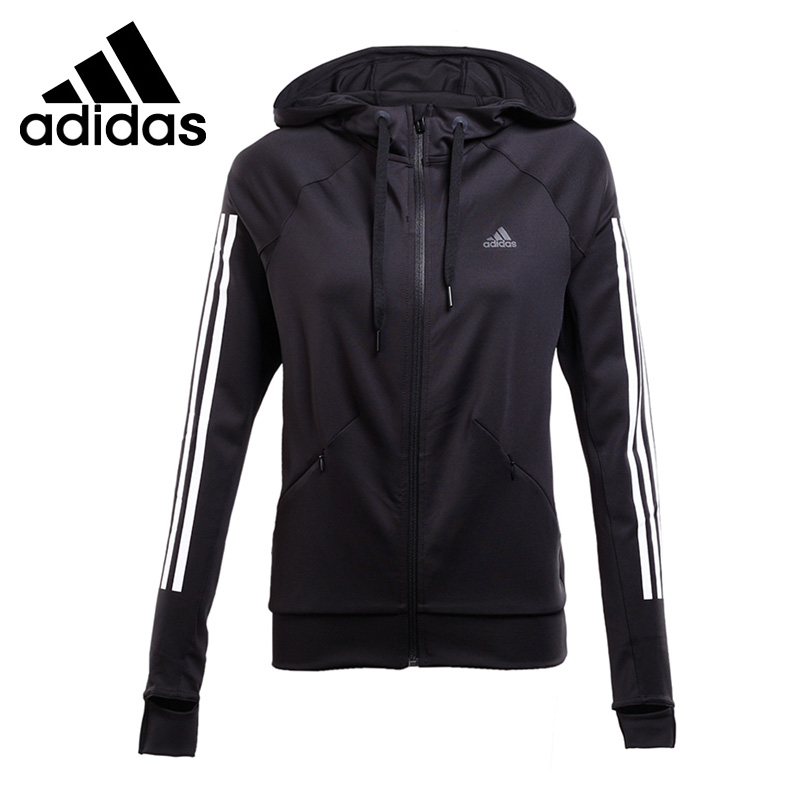Original New Arrival 2018 Adidas Performance Perf FZ Hoody Women's jacket Hooded Sportswear adidas original new arrival official neo women s knitted pants breathable elatstic waist sportswear bs4904