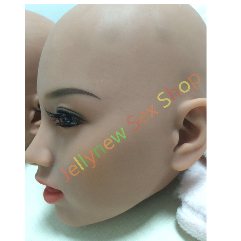Love Doll Heads For Real Sex Doll Silicon Mannequin WMDOLL Heads Silicone Sex Dolls Heads With Closed Eyes Oral Sex Products 98#Love Doll Heads For Real Sex Doll Silicon Mannequin WMDOLL Heads Silicone Sex Dolls Heads With Closed Eyes Oral Sex Products 98#