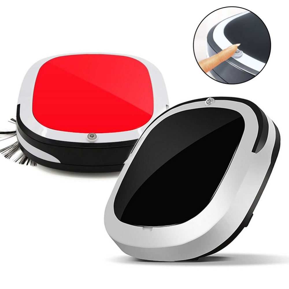 Multifuncion Robot Cleaner Robotic Vacuum Cleaner Cordless for Home Appliances Rechargeable Smart Automatic Sweeping Robot