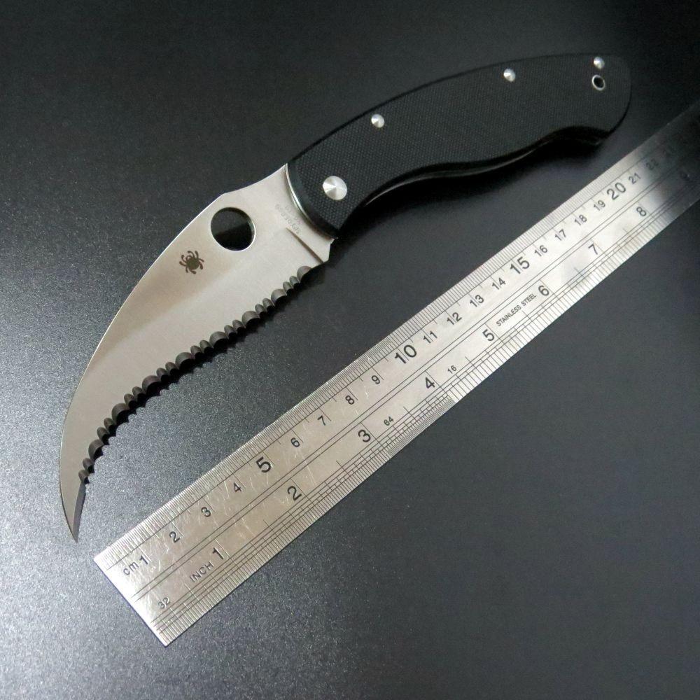 Efeng Spy Civilian C12GS folding font b knife b font VG10 steel G10 handle font b