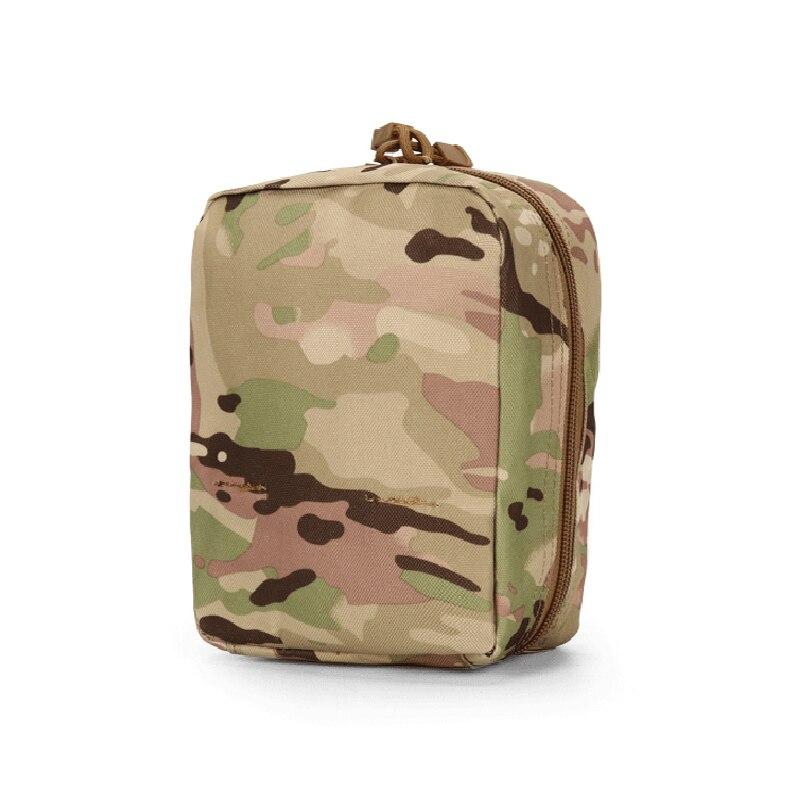 Multi tático kit médico saco militar molle bolsa de administração
