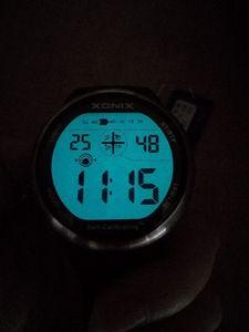 Image 5 - Mens Sports Watches Self Calibrating Digital Watch Waterproof 100m Multifunctional Swim Diver Outdoor Wristwatch