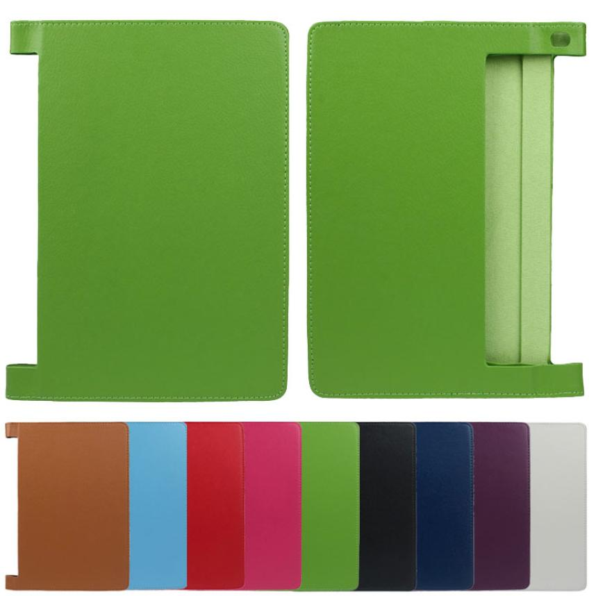 #AE Removable PU Leather Stand Case Cover For Lenovo Yoga Tablet 2 1050F