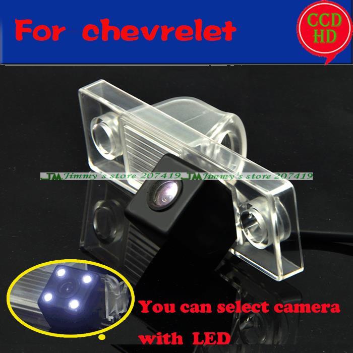 Prix pour Filaire sans fil Vue Arrière De Voiture Caméra avec LED pour sony ccd CHEVROLET EPICA/LOVA/AVEO/CAPTIVA/CRUZE/LACETTI/VRC/Spark
