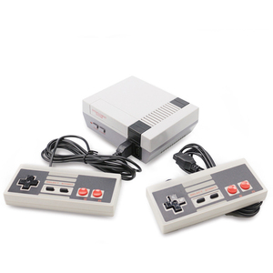 Image 2 - 8 bit Famiglia Classica Console di Gioco TV Sistema di Video Mini Giocatore del Gioco Palmare Console di Gioco Per NES Built In 620 Giochi
