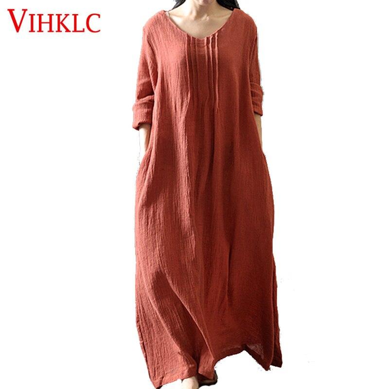 Cheap linen maxi dresses