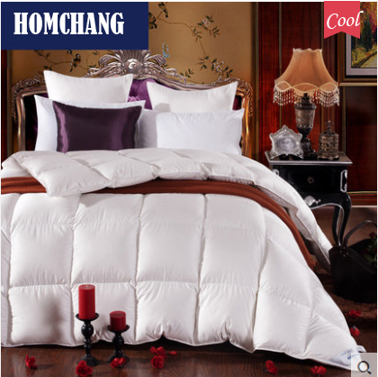 100 white down quilt duvet goose comforter brands edredon couette duvet d 39 oie douillette lit. Black Bedroom Furniture Sets. Home Design Ideas