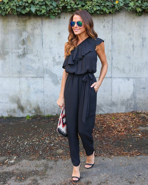 Chiffon Jumpsuits For Women