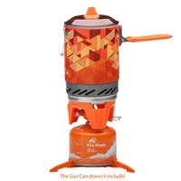 Fire Maple Personal Cooking System Outdoor Hiking Camping Equipment Oven Portable Best Propane Gas Stove Burner