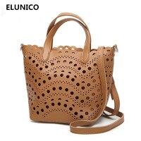 ELUNICO מותג בציר נשים תיקי יוקרה שקיות מרוכבים שקיות נשים תיק זולים מעצב אופנה תיקי נשים שק עיקרי