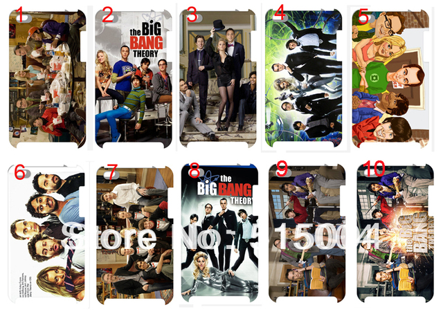 New The Big Bang Theory Case Back Cover For Ipod Touch 4 4th 10pcs/lot+free Shipping