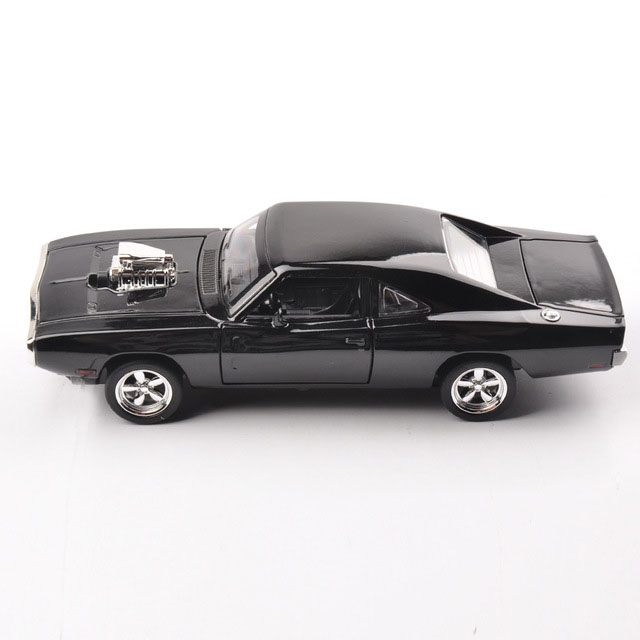 Hot Toys 1 32 Scale Diecast Dodge Charger Car Model Fast and Furious Model Car Children