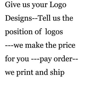 Image 4 - Custom Jacket Windbreaker Diy Afdrukken Borduren Logo Designer Foto S Dunne Wind Proof Jas Jassen Advertentie Drop Shipper
