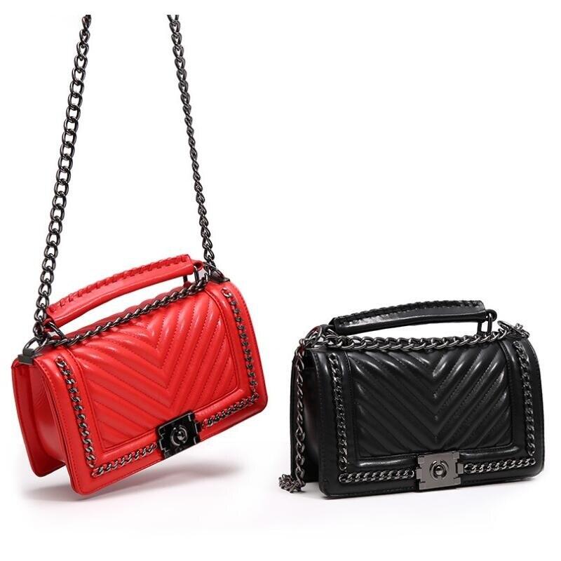 Diamond lattice Shoulder bags handbags women famous brands luxury handbags women bags designer sac a main Chain Crossbody bags