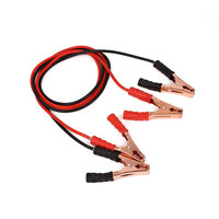 2 2M 500AMP Emergency Battery Cables Car Jumper Wire Line Power Start Booster