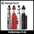 Original Kangertech TOPBOX Mini TC Starter Kit with TOPTANK Mini Atomizer & 75W Kbox Mini TC MOD Support Ni/Ti/SS/NiCr Coils
