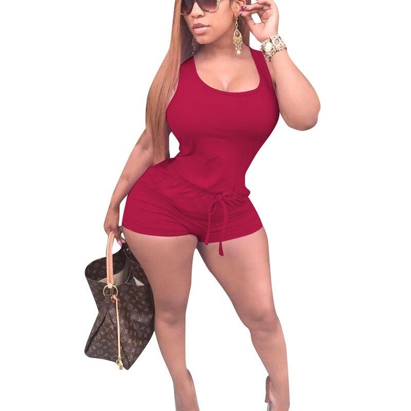 Women Ladies Clubwear Summer Playsuit Party Jumpsuit Romper One Piece Trousers