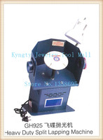 heavy duty split lapping machine split lap wheel polishing jewelry making machine