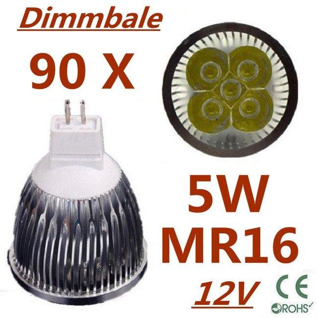 Mr16 5w 8890x Lamp Bulb Shipping Cree Warmpurecool 270x Power High Free Light Led In Bulbsamp; 12v 5x1w Discount Us380 Downlight White yf7bY6g