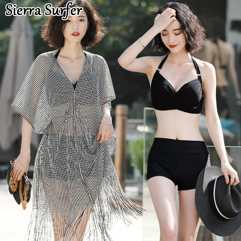 Swimming Suit For Women Lady Plavky Bikini Top Xxl Woman Swimsuit 2018 New Swimwear Sexy Underwire Push Up Skirt Bikinis Female